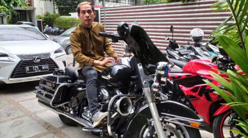 Dauz Merpati Jadikan Hobby Otomotif Untuk Bisnis