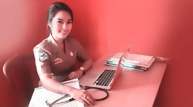 Ingga Ajak Anak Muda Lampung Giat Berolahraga