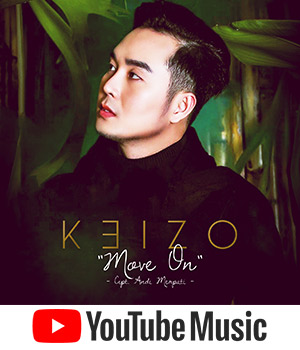 KEIZO - MOVE ON