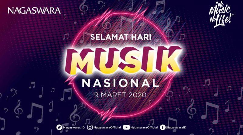 Selamat Hari Musik Nasional 2020, Terus Perjuangkan Hak Cipta!