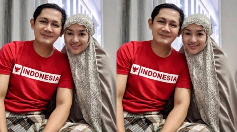 Fitri Carlina Terus Berdoa Untuk Indonesia