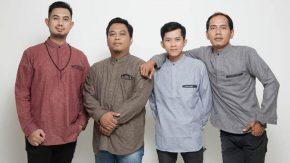 Jelang Ramadan, Merpati Band Syuting Klip Marhaban Ya Ramadan