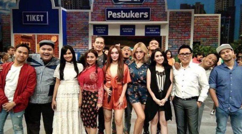 Program Sahurnya Pesbukers ANTV Hadirkan Zaskia Gotik
