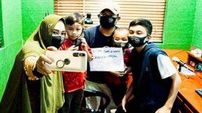 Wali Band WFH, Lahir Kisah Pahlawan Bermasker