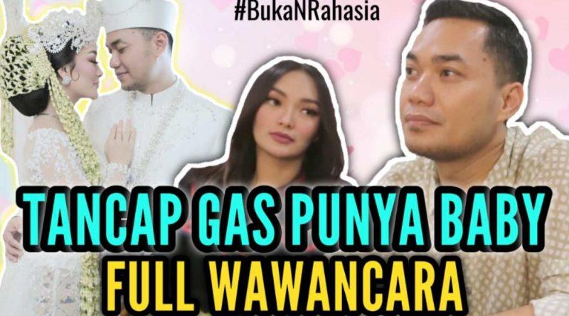 Zaskia Gotik, Habis nikah, langsung TANCAP GAS punya baby #BukanRahasia