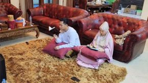 Bulan Madu di Bulan Ramadan Zaskia Pilih Ngaji Bareng Suami