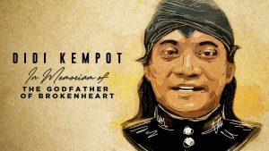 Didi Kempot In Memoriam of The Godfather of Broken Heart