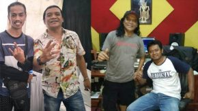 "Onyonk & Titred Orang di Balik Rekaman Mini Album ""Didi Kempot In Memoriam of The Godfather of Broken Heart"""