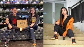 Fitri Carlina Koleksi Sepatu Nike Air Jordan