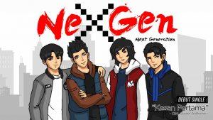 Kesan Pertama, NeXGen Debut Single