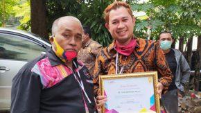 NAGASWARA Dukung Aksi FORWAN Peduli Wartawan Terdampak Covid 19 Jilid 2
