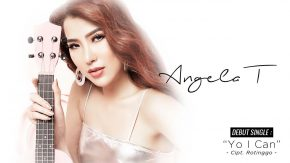 Yo I Can, Debut Single Angela T