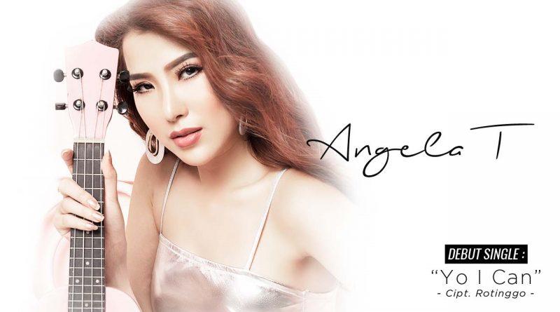 Yo I Can, Debut Single Angela T