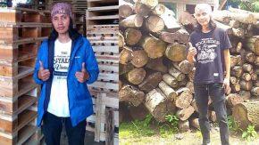 Gitaris Band Nirwana Ini Pengusaha Kayu dari Sukabumi