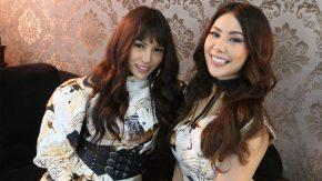 Syuting Klip, Duo B Nggak Sengaja Bikin Goyang Kwek Kwek