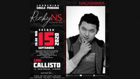 """Malam ini Rizky NS Launching """"Katakan Iya"""" di Callisto Cafe Kisaran"""