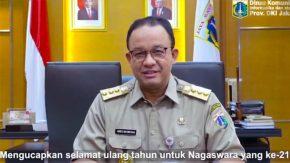 Anies Baswedan, Semoga NAGASWARA Jadi Label Nomor Satu di Indonesia!