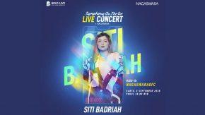 Siti Badriah Ambil Bagian di Konser Virtual Bigo Live