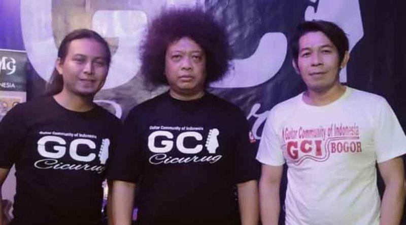 Alex Allxtri Deklarasikan Komunitas Gitar Bogor