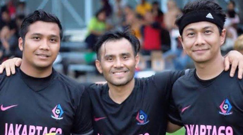Habis Olahraga, Delon Langsung Kinclong!
