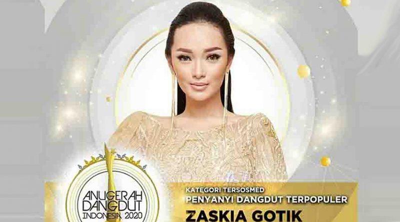 ADI 2020, Zaskia Gotik Ada di Dua Nominasi!