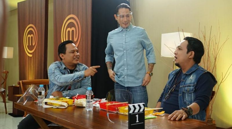 Jadi Juri Dadakan MasterChef Indonesia. Apoy Wali, Ini Kok Kegosongan