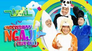 Ondeskrayyy Ngaji (Ciluk baa), Wali Band Rilis Single Anak
