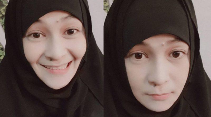 Pakai Hijab, Mita The Virgin Berubah Melankolis