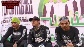 April 2020, Wali Band Resmikan Mushola di Lebak Banten