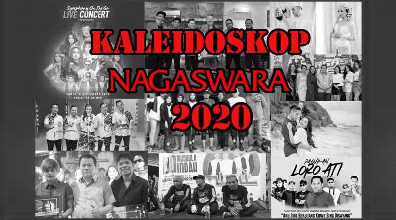 Catatan Kaleidoskop Musik NAGASWARA 2020