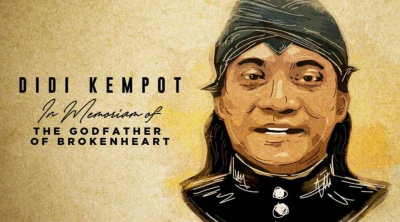 "Dedikasi untuk Didi Kempot, NAGASWARA Rilis ""In Memoriam of The Godfather of Brokenheart"""