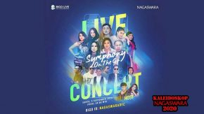 "NAGASWARA dan BIGO Live Sukses Gelar Konser Virtual ""Symphony On The Go"""