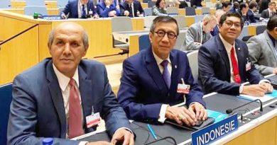 Putra Indonesia Terpilih sebagai Wakil Direktur Jenderal Organisasi Kekayaan Intelektual Dunia (WIPO)