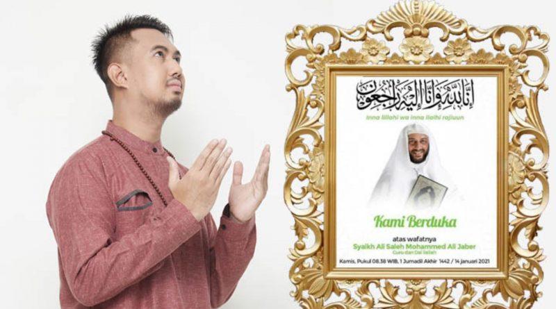 Andi Merpati; Saya Kaget Dengar Syekh Ali Jaber Meninggal Dunia
