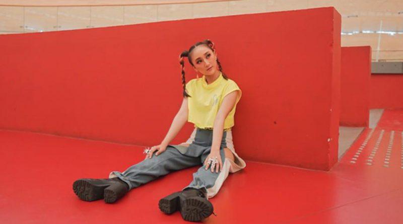 Sandrina Garap Koreografi untuk Single Terbarunya