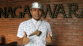 Bersama NAGASWARA, Youtubers Raja Panci Siap Jadi Artis Musik