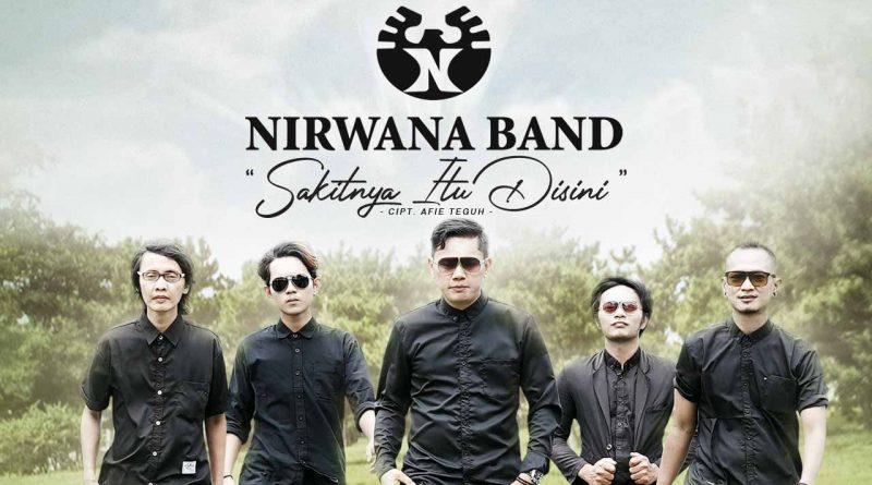 Sakitnya Itu Disini, Single Terbaru Nirwana Band