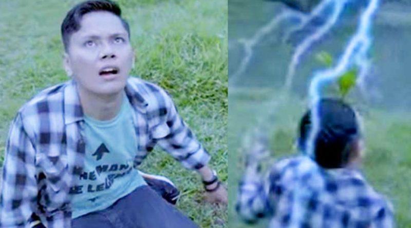 Ala Adegan Film Gundala, Video Klip 'SID' Nirwana Disamber Viewers