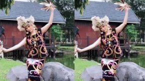Harapan Nurie Melanie, Bikin Kalimantan Bangga Sebagai Calon Ibu Kota