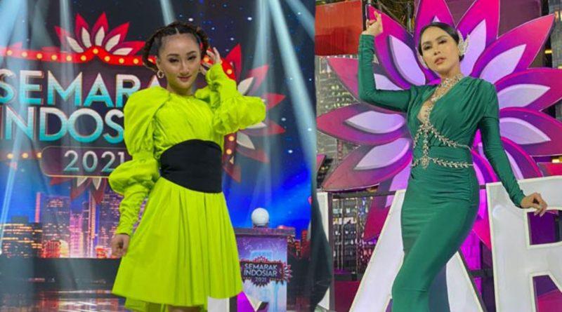Sandrina dan Bebizy Semarakin 'Semarak Indosiar'