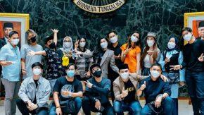 Divaksin Corona, Artis NAGASWARA Berharap Dapat Beraktivitas Normal
