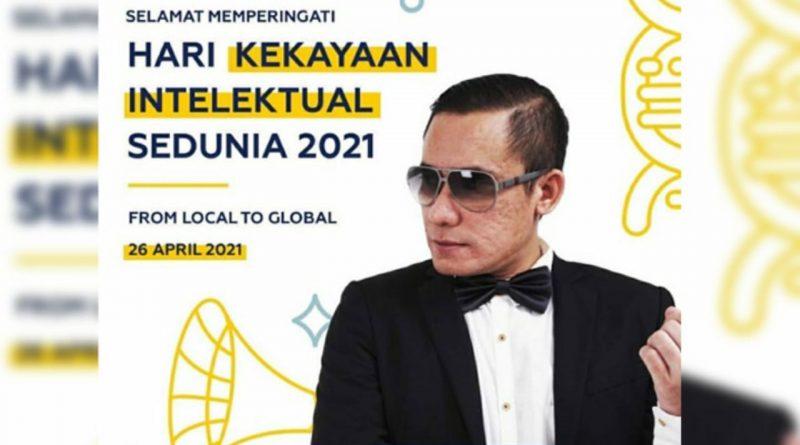 Hari Kekayaan Intelektual Sedunia, Firman Siagian (Brand Ambassador)