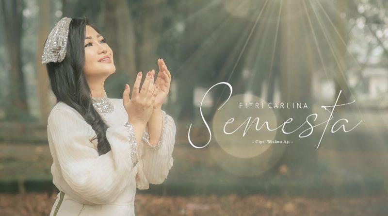 Semesta, Single Religi Terbaru Dari Penyanyi Cantik Fitri Carlina