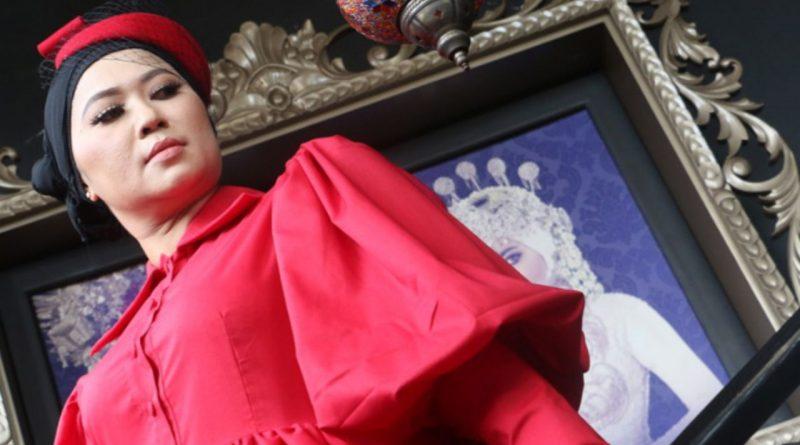 Tiara Marleen, Nyanyi Lagu Religi Zaskia Gotik
