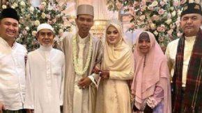 Andrigo Bahagia Melihat Ustadz Abdul Somad Menikah
