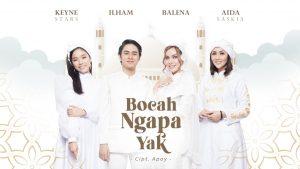 Bocah Ngapa Yak, Balena Aida Saskia Keyne Stars & Ilham