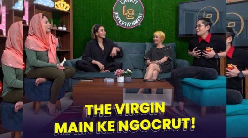 The Virgin Promo Lagu Baru di Channel YouTube Nikita Mirzani dan Dinar Candy