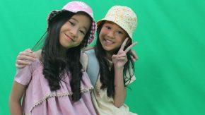 Keiko dan Kioko, NAGASWARA Siapkan Lagu untuk Hari Anak Nasional