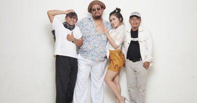 RPH & Dianna Dee Starlight Ngehot di Hot FM Jakarta