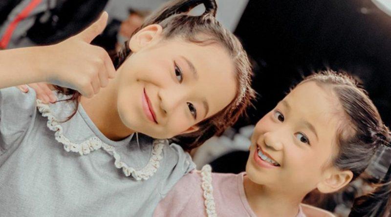 Keiko & Kioko Berbagi Pesan Positif di Hari Anak Nasional
